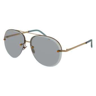 PM0027S-004 60 Sunglass WOMAN METAL