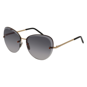 PM0029S-001 60 Sunglass WOMAN METAL