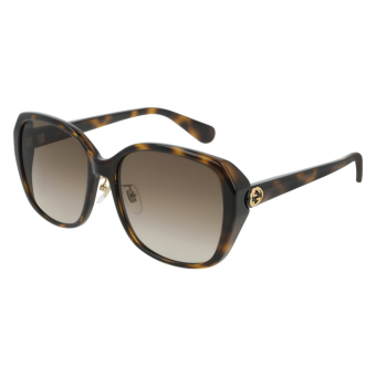 GG0371SK-002 57 Sunglass WOMAN INJECTION
